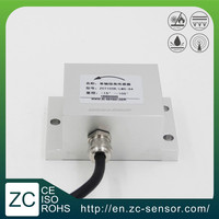 ZC waterproof quality warranted analog inclination sensor for load moment indicator