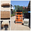 hby1-10 / wt1-10 clay best automatic red brick making machine South America