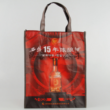 Wholesale Cheap Custom logo printed retail tote bag
