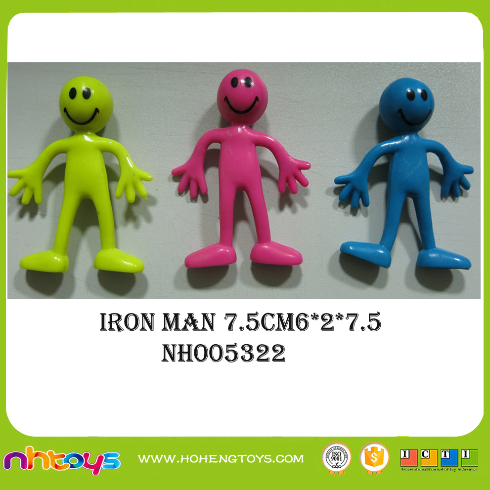 Toy bendable figure bendable man bendable toy