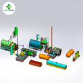 China Popular design used oil recycling machine for sale
