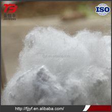 artificial polyester fiber waste