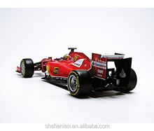 Miniature die cast F1 racing car model, scale 1:18, business promotional gifts