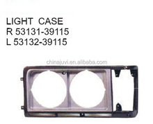 High quality Auto LIGHT CASE For Toyota COASTER BB20 OE:53131-39115 53132-39115