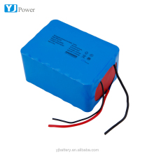 High Power 24V 3200mAh 18650 Lithium Ion Battery Pack For Vacuum Cleaner