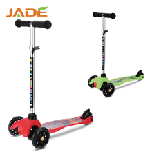 Cheap price three wheel children small kids kick scooter new style 3 wheel scooter for kids