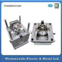 chinese diy steel plastic injection molder with iso 9001:2008 factory