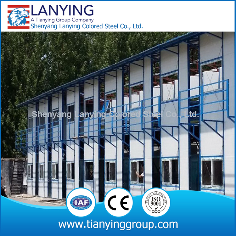 china supply sale low cost prices luxury 40ft/20ft portable live prefabricated modular Container