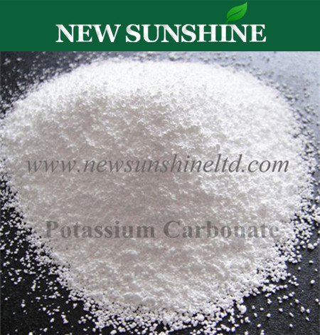 Potassium carbonate (K2CO3) 584-08-7