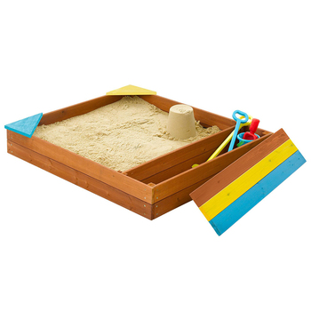 Play Wooden Sand Pits for Kids
