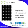 New Cheap solar panel supplier in chinese Price Per Watt Solar Panels For House 225W
