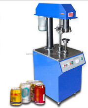 new arrive automatic jar can seaming machine/ electricity vertical metal round tan seamer