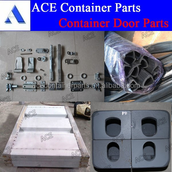 20ft 40ft shipping container door parts for sale
