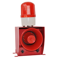 Tianguan TGSG-07 sound and light alarm factory TGSG marine ports mills