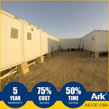 Ark commercial field Bunkhouses