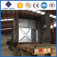 Industry water storage tank/Pressed galvanized steel tank panel
