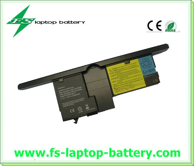 14.4V 2200mAh OEM Laptop Battery For Lenovo IBM ThinkPad X6IT X61T Series