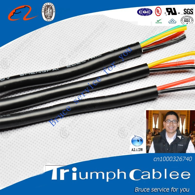 LAPP KABEL 0046006 CABLE, SILICONE, 7CORE, 0.75MM, PER M