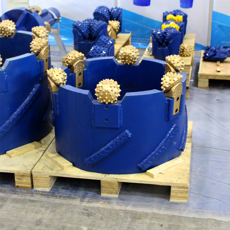 Rock Drilling Core Barrel with Drilling equipment