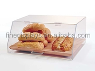 Bread shelf Angled-Front Single-Tray Cabinet