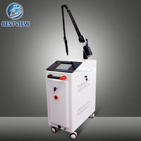 q switch nd yag laser tattoo removal pigmentation with CE approved