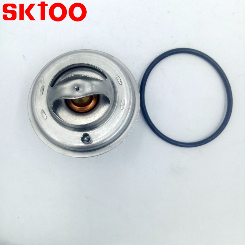 High quality car thermostat for VW auto parts 075121113D/035121113B