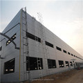 High quality Light steel structure prefabricated warehouse