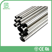 SS316L Or SS304 Sanitary Seamless Steel Stainless Pipe