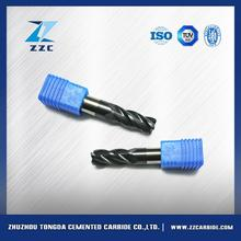 Hot selling tungsten end mill bits for optical mei edging machine with great price