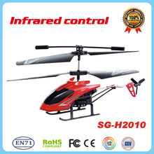 SG-H2010 WECCANTOYS small size indoor 2ch rc toy helicopter