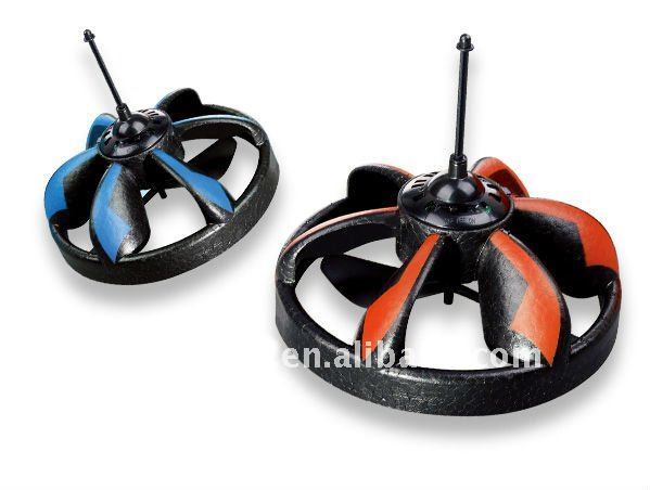 Hot RC toy 2 CH UFO infrared rc flying disk