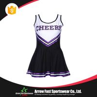 Sublimation Printing cheap cheering uniform