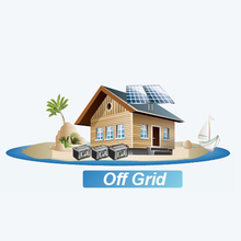 10 Kw Off Gird Home Solar Power System