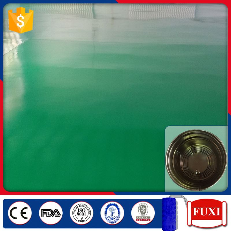 Excellet Quality One Adhesive Grade Solvent Epoxy Resin Self-leveling Seal Primer Floor Prime Paint