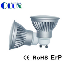 50x57mm Aluminum 7W GU10 LED, led spotlights Ra>90 from China supplier