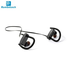 Hotselling V4.1 CSRchipset IPX7 waterproof sport stereo bluetooth headset models new designed with voice prompt function-RU10