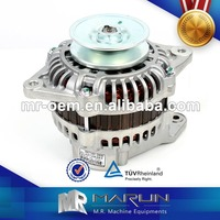 24V/30A Diesel Generator Assembly Dynamo Assemblies ZX70 4JG1 Engine Parts for Excavator 8-97182289-2