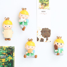 Resin Custom Polyresin 3D Refrigerator Magnet Little Prince <strong>Fridge</strong> Magnet Souvenirs <strong>Gifts</strong>