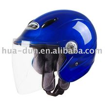 2015 hot wholesal new design and quality ABS open face motorcycle open face helmet for motorcycle