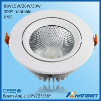 battery powered recessed lights 360 degree dimmable led light led downlight fitting led lamp for the house