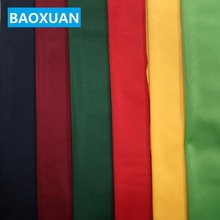 shaoxing factory high quality 100%polyester silk velvet one side brushed knit plain dyed fleece fabric