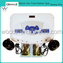 Natural Health FIR Belt Dual User Ionic Detox Spa Cleanse Foot Spa Machine