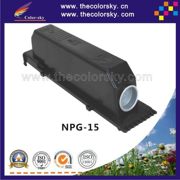 (CS-CNPG15) print top premium toner cartridge for Canon NP7160 - NP7164 NP7210 NP7214 TG-15 TG15 TG 15 CEXV 6 BK (7K pages)