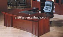 luxury excutive solid wood office desk