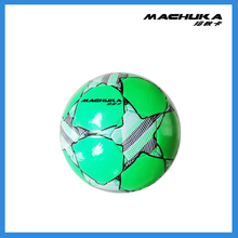 MACHUKA 100% Brand New Match Soccer Ball PU Machine Stitching Football Wear-resistant