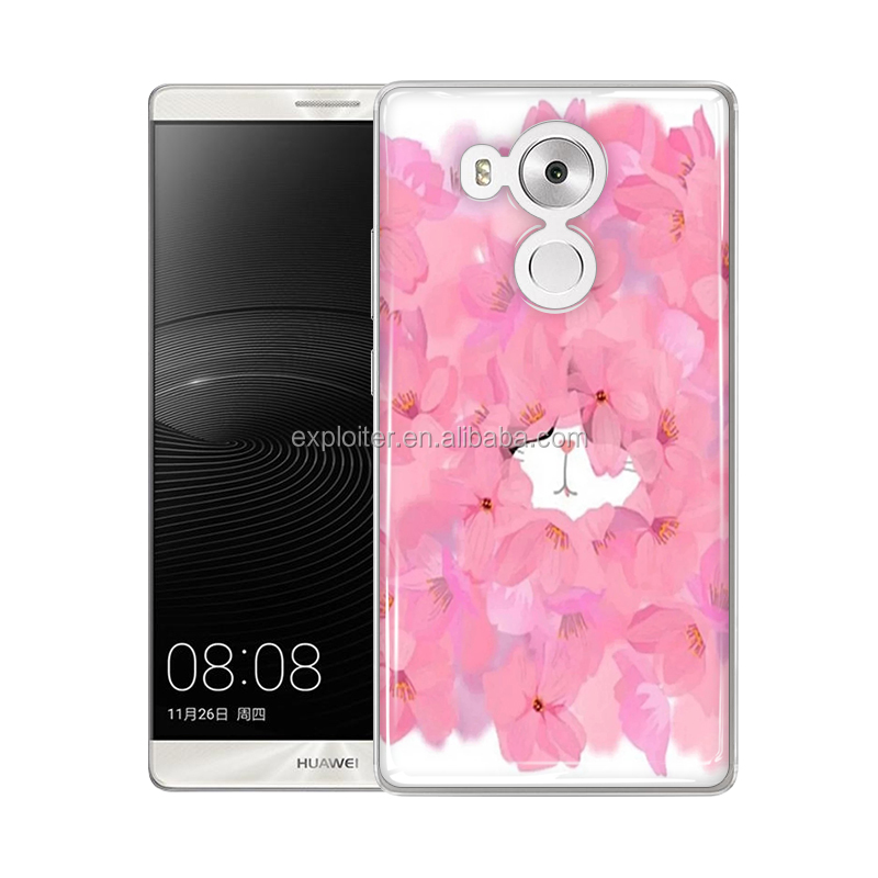 Best selling printable cell phone cover for huawei Mate8