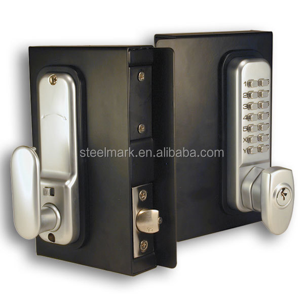Mechanical keypad Digital Code Keyless door lock