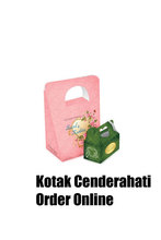 Kotak Cenderahati - Wedding gift