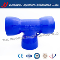 T type all socket ductile iron tee pipe fitting