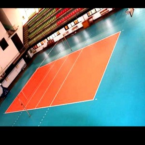TKL3048-16 Hot sale professional indoor/outdoor volleyball sports flooring
